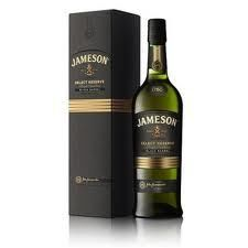 "JAMESON ""Select Reserve"", 40°"