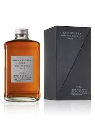 "NIKKA ""From the Barrel"", 51,4°"