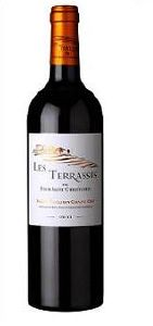 Saint Emilion Grand Cru<br>Les Terrasses de Tour Saint Christophe